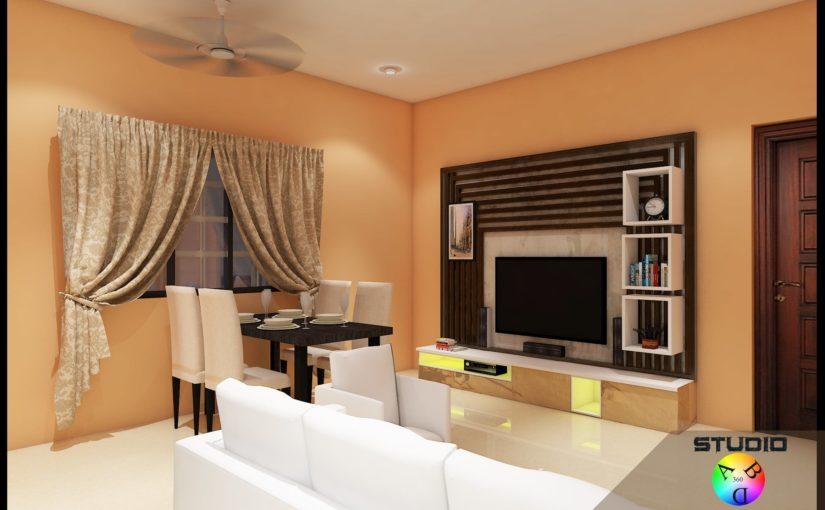 Apartment Interiors in Trichy