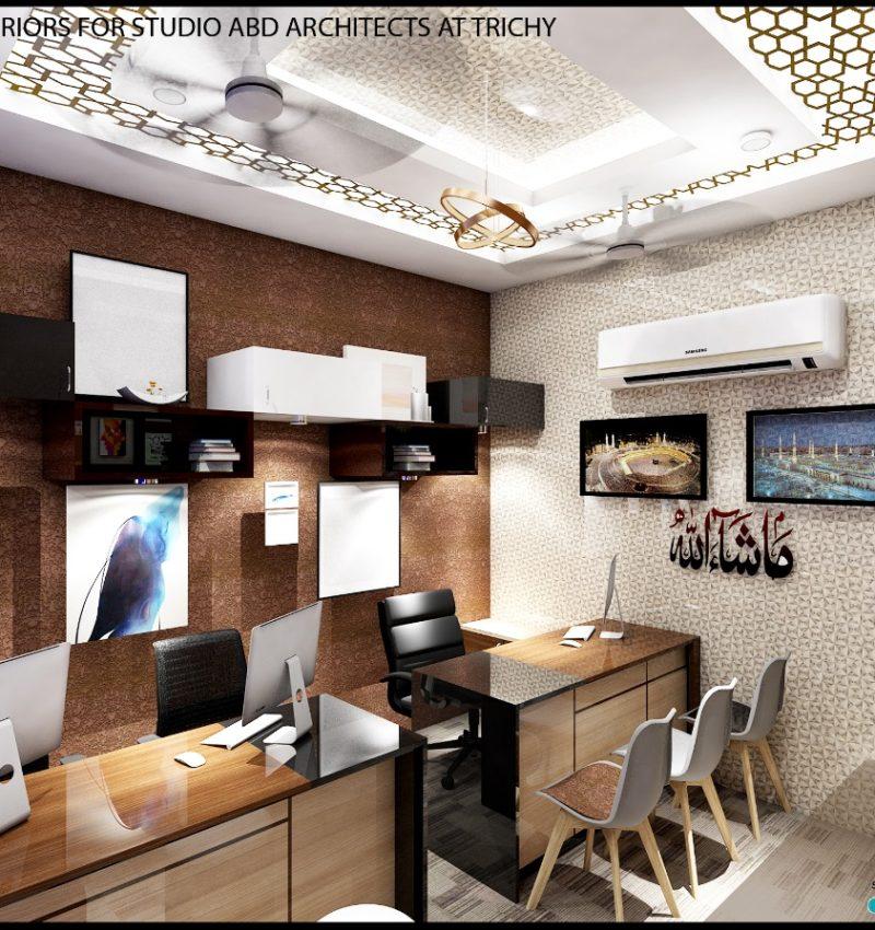 Studio ABD Office Interiors 1